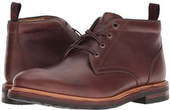 Foundry Plain Toe Chukka Boot (Brown Horween) Men's Lace-up Boots