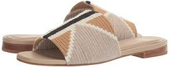Bronte Handwoven Sandal (Sand) Women's Shoes