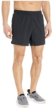 ADV Essence 5 Stretch Shorts (Black) Men's Shorts