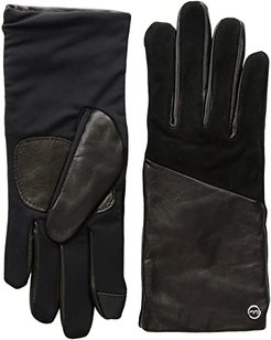 Leather Block Superfit Gloves (Echo Black) Extreme Cold Weather Gloves