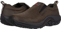 Jungle Moc Leather Slip Resistant (Espresso) Women's Shoes