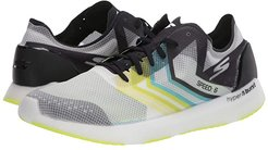 Go Meb Speed 6 (White/Lime) Shoes