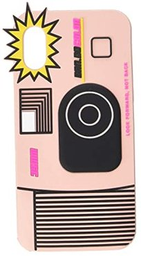Silicone iPhone Case X/XS (Disposable Camera) Wallet
