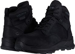 ShiftPLUS Work LX 6 Alloy-Toe Boot (Black) Men's Work Lace-up Boots