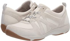 Hatty (Ivory Suede) Women's Shoes