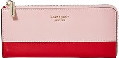 Spencer Large Zip Wallet (Hot Chili Multi) Wallet
