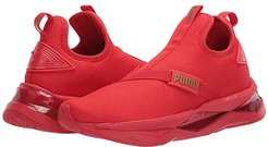 Lqdcell Shatter Mid (High Risk Red/Puma Team Gold) Women's Shoes