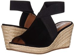Carrie (Black) Women's Shoes