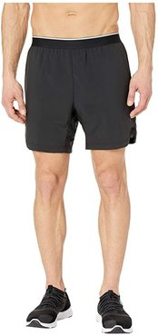 Charge 2-in-1 Shorts (Black) Men's Shorts