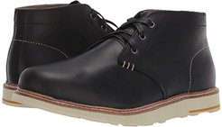 Small Batch Chukka Wedge (Black) Men's Boots