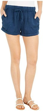 Sunday Strut Shorts (Dark Navy) Women's Shorts