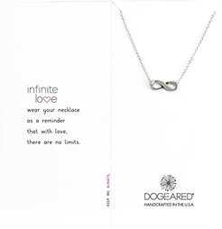 Infinite Love Necklace 16 (Silver) Necklace