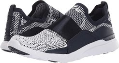 Athletic Propulsion Labs (APL) Techloom Bliss (Midnight/White/Ombre) Women's Running Shoes