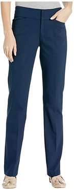 Graham Bootcut Trousers in London Navy (London Navy) Women's Casual Pants