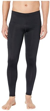 ADV Essence Zip Tights (Black) Men's Casual Pants