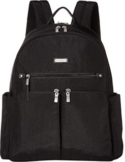 New Classic Here and There Laptop Backpack (Black) Backpack Bags
