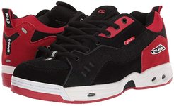 CT-IV Classic (Black/Red/White) Skate Shoes