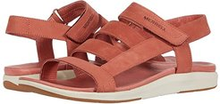 Kalari Lore Backstrap (Redwood) Women's Shoes