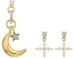 The Mercury Earrings (Gold) Earring