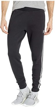 3-Stripes Pants (Black 2) Men's Casual Pants