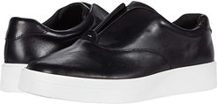 Hero Step (Black Leather) Women's Shoes
