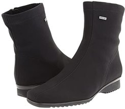 Page (Black Fabric) Women's Waterproof Boots