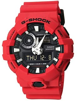 GA-700 (Red) Sport Watches
