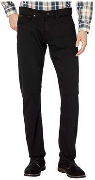 Hampton Relaxed Straight Fit Jeans (Hudson Black) Men's Jeans