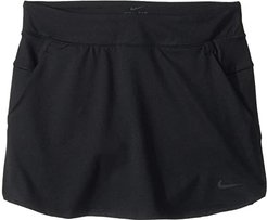 Dry Skort 12.5 (Little Kids/Big Kids) (Black/Black/Black) Girl's Skirt