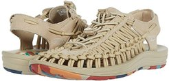 Uneek (Safari/Multi) Women's Toe Open Shoes