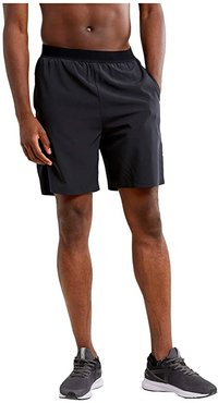 Vent 2-in-1 Racing Shorts (Black) Men's Shorts