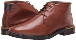 Davis Chukka Boot (Cognac Leather) Men's Boots