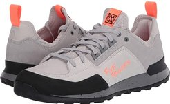 Five Tennie (Grey One/Grey Two/Signal Coral) Women's Shoes