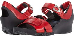 Epoch (Red Mustang Leather) Women's Shoes