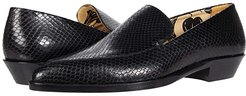 Janell Loafer (Black) Women's Shoes