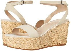 Marie (Eggshell Tumbled Leather) Women's Shoes
