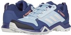 Terrex AX3 (Tech Indigo/Grey Two/Signal Coral) Women's Shoes