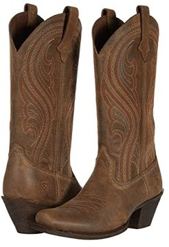 Lively (Brown Bomber) Cowboy Boots