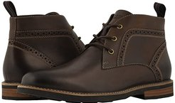 Ozark Plain Toe Chukka Boot with KORE Walking Comfort Technology (Brown CH) Men's Lace-up Boots