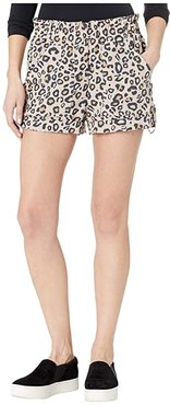 The Island Shorts (New Leopard) Women's Shorts