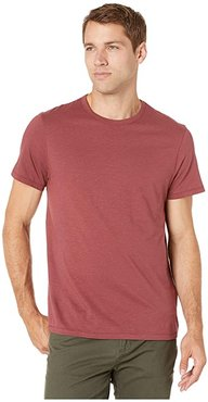 Slub Keeper (Deep Red) Men's T Shirt