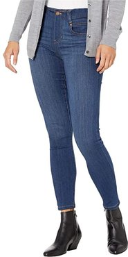 Petite Gia Glider/Revolutionary Pull-On Jeans in Elysian Dark (Elysian Dark) Women's Jeans