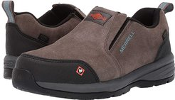 Windoc Moc Steel Toe (Boulder) Women's Shoes