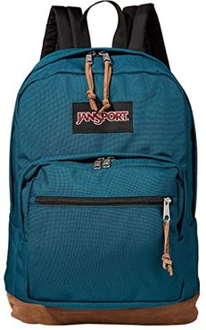 Right Pack (Mystic Pine) Bags