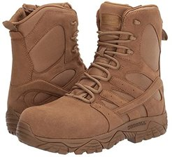 Moab 2 8 Defense Zip Composite Toe (Coyote) Men's Shoes