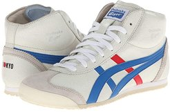 Mexico Mid Runner (White/Blue) Athletic Shoes