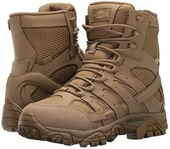 Moab 2 8 Tactical Waterproof (Coyote) Women's Lace-up Boots