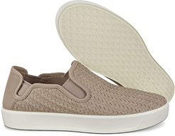 Soft 8 Woven Slip-On (Moon Rock) Men's Shoes