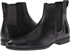 Adrian (Black Dress Calf) Men's Pull-on Boots