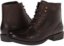 High Fidelity (Dark Brown Leather) Men's Lace-up Boots